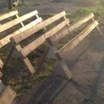 馬場柵 DIY